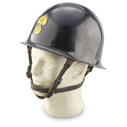 GENUINE SURPLUS Helmet - M-78 F1 - French - Gendamerie
