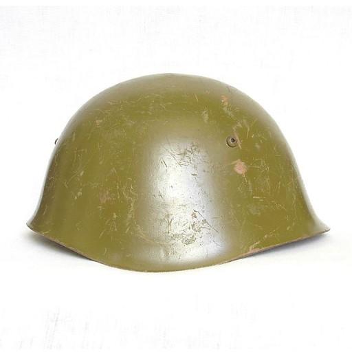 GENUINE SURPLUS Helmet - M-51 - Bulgarian Issue - (Italian M-33)