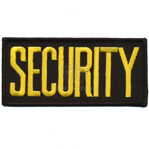 Patch, Security Tab, Gold