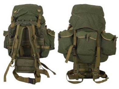 GENUINE SURPLUS Pack, Canadian, 82 Pattern Ruck