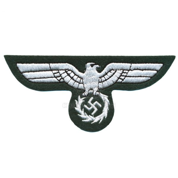 Patch - Wehrmacht Officer's Eagle