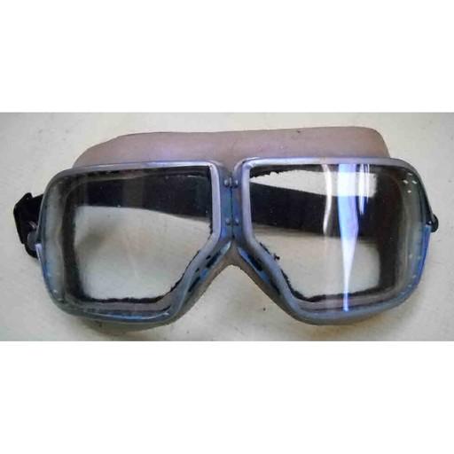 GENUINE SURPLUS Goggles - Pilot - Perforated - Russian