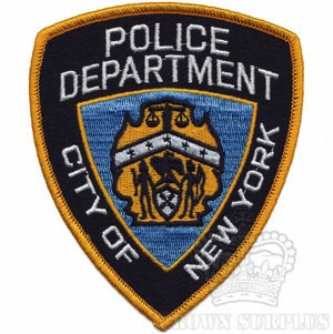 Patch, New York Police Department
