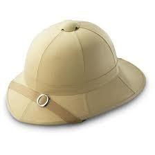 Helmet - Sun - Wolseley Type - Khaki