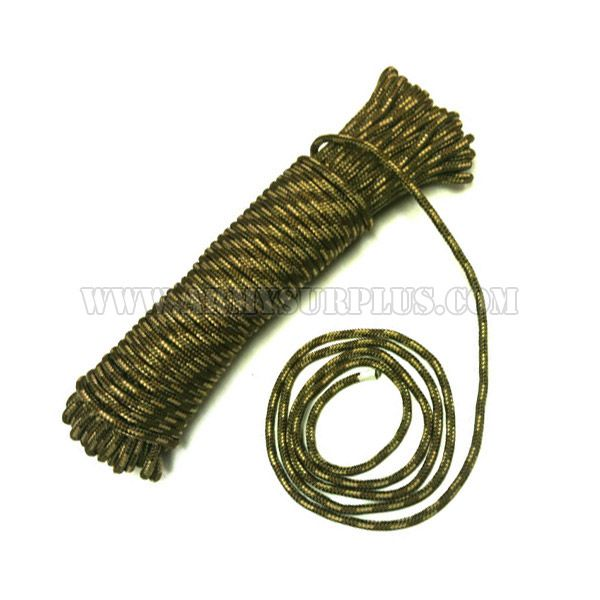 "R&W ROPE Arteplas, Braided ""Green"" Rope, 1/2 in. x 100 ft."