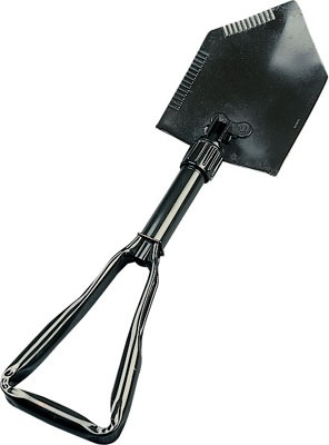 Shovel - Tri-Fold - US Army - Type - Deluxe