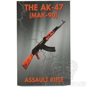 Book - The AK-47 (MAK-90) Assault Rifle