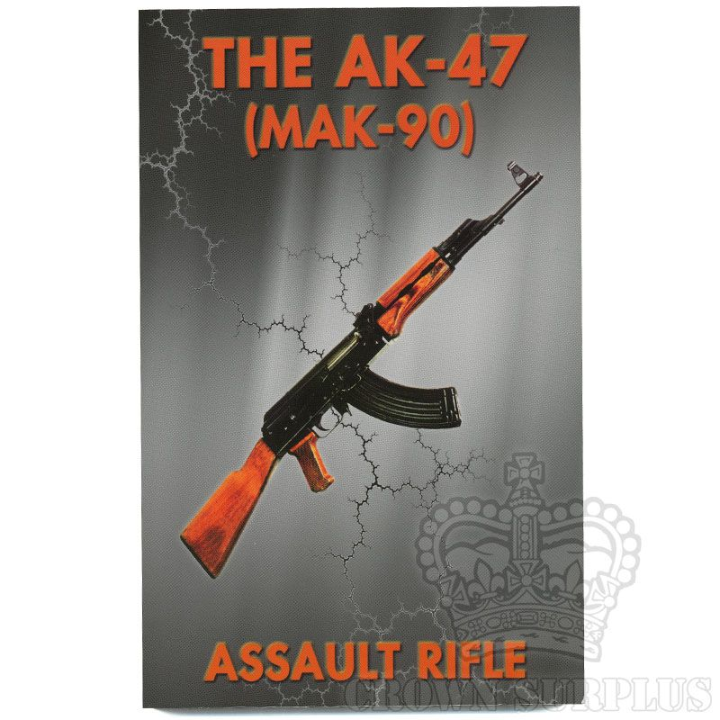 Book - The AK-47 (MAK-90) Assault Rifle