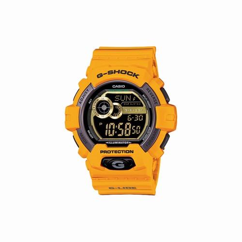 G-Shock G-Shock, GLS8900-9, Digital, Yellow