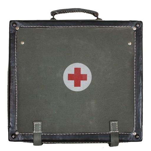 GENUINE SURPLUS Serbian Army Medical Case