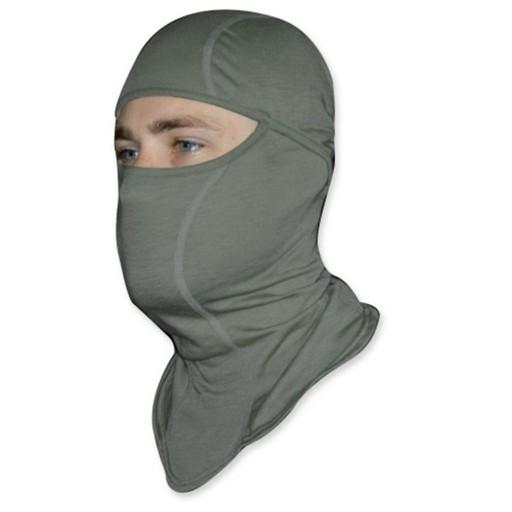 GENUINE SURPLUS Outdoor Research, Flame Resistant, Ninja Balaclava, Cool Knit, Foliage, L/XL