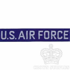 GENUINE SURPLUS US Air Force Branch Tape Patch