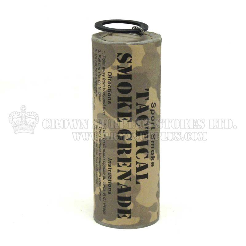 Sport Smoke, Tactical Smoke Grenade