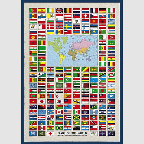 Poster - Flags of the World