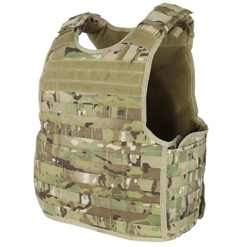CONDOR Plate Carrier - Quick Release - One Size - MultiCam