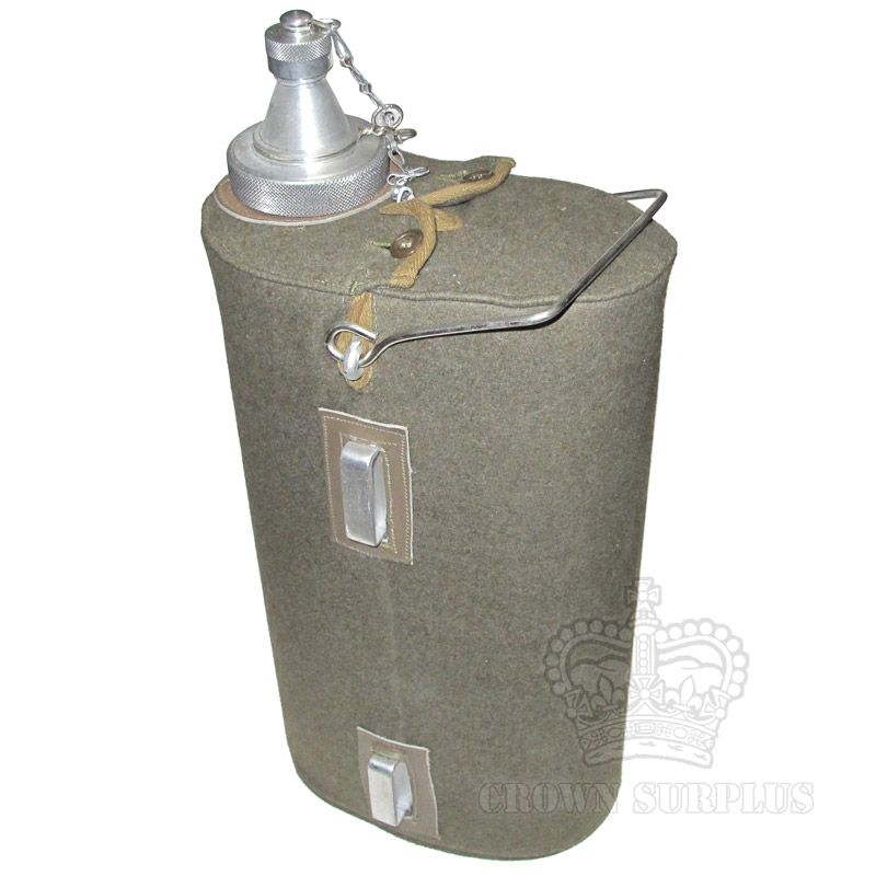 GENUINE SURPLUS Canteen, Olive Oil, Italian Issue, 5L