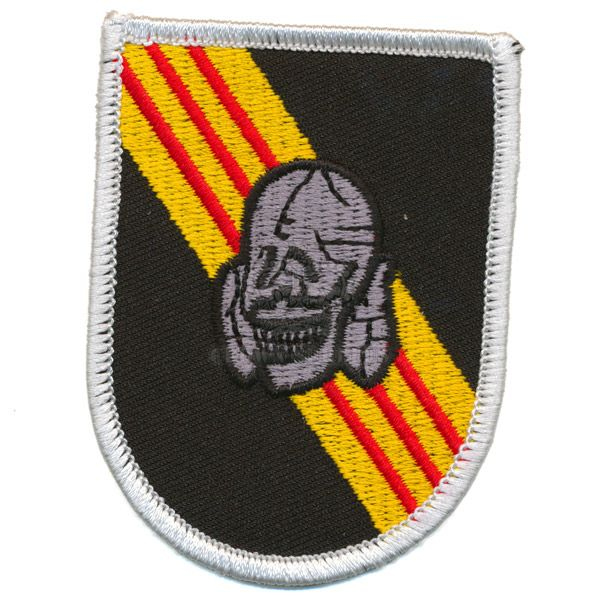 Patch, US Special Forces, 5th Group, Vietnam