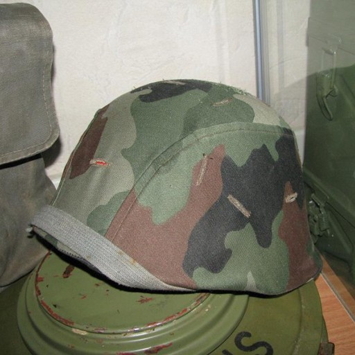 GENUINE SURPLUS Serbian NE44 Helmet Cover, New