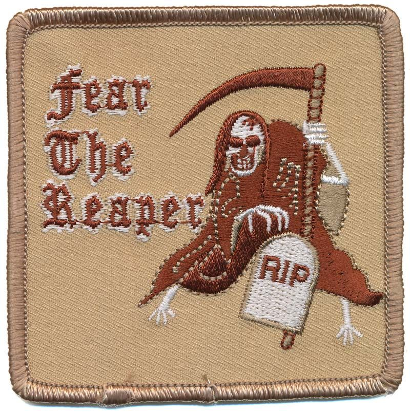 Patch, Fear the Reaper, Desert