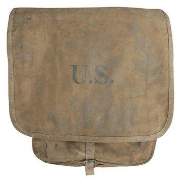 GENUINE SURPLUS Bag, Haversack, 1878-Pattern U.S. Genuine Issue