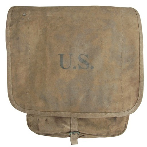 GENUINE SURPLUS Bag, Haversack, 1878-Pattern U.S. Genuine Issue