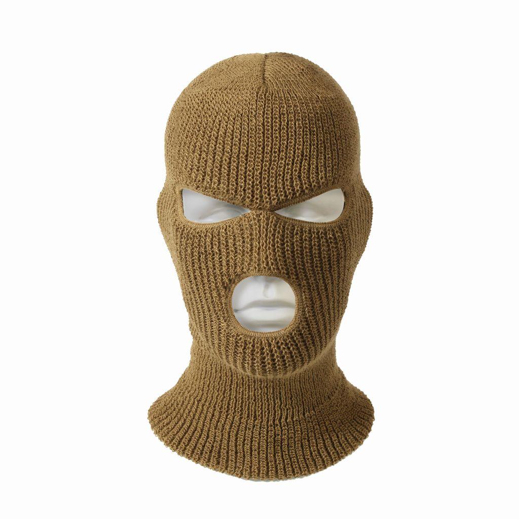 ROTHCO Face Mask - 3-Hole Balaclava - 100% Acrylic -