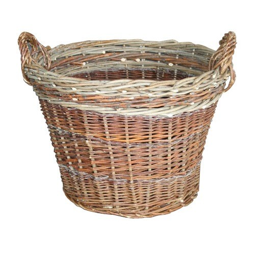 GENUINE SURPLUS Basket, Swiss Army Issue, Large