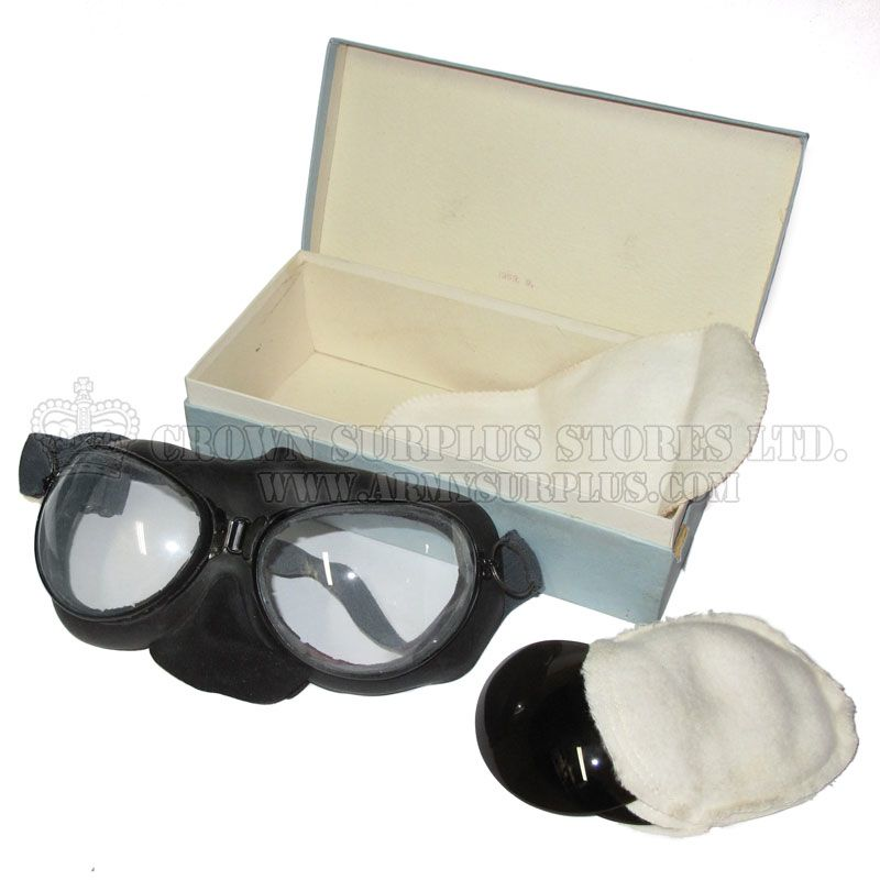 GENUINE SURPLUS Goggles, Air Force, Chinese Issue