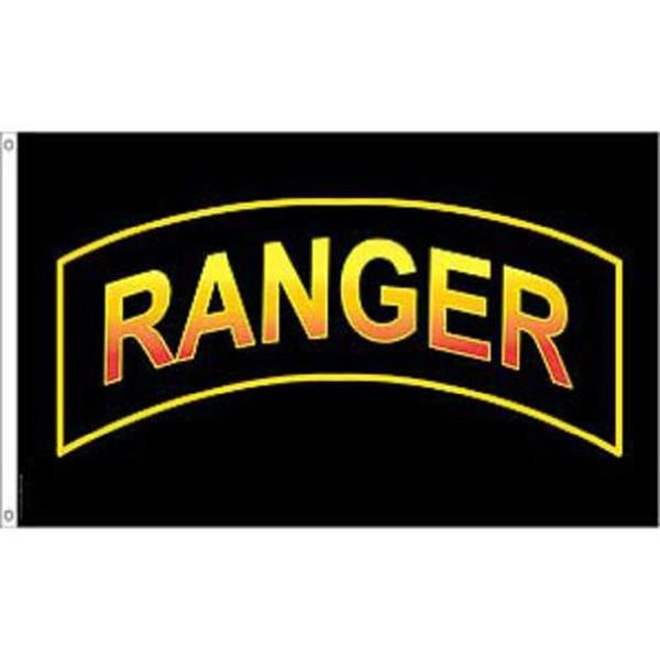 Flag, Ranger Tab