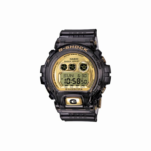 G-Shock G-Shock, GDX6900FB-8, Digital, Grey Resin/ Gold Face
