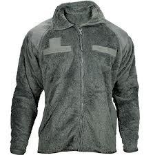 GENUINE SURPLUS Sweater, Fleece, US Issue, Foilage