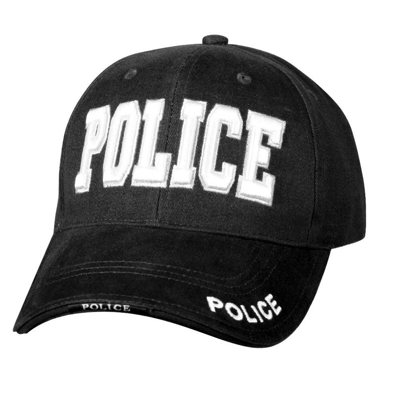 ROTHCO Deluxe Low Profile - ''Police''