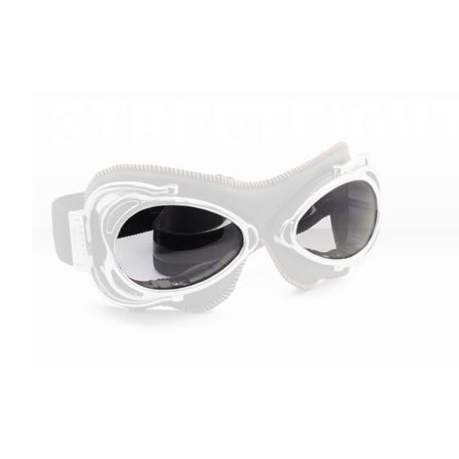 NANNINI ITALY Nannini, Streetfighter Lenses, Clear Antifog