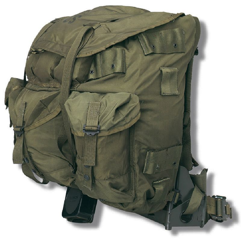 GENUINE SURPLUS Pack - Alice - US Army - Medium - -Olive Drab