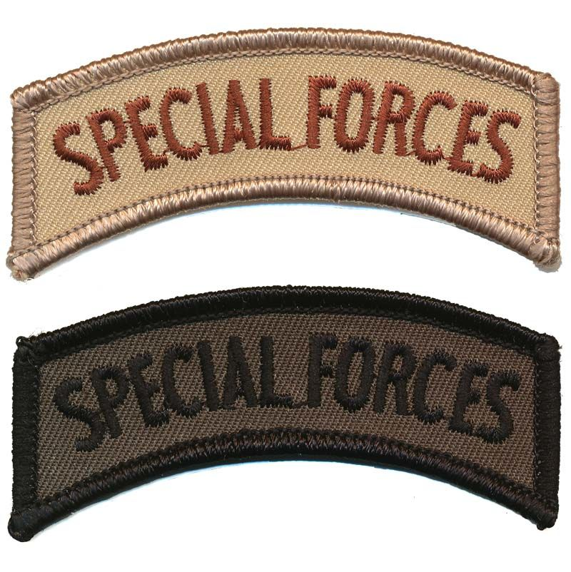 Patch, Special Forces [Subdued Flash], Arid