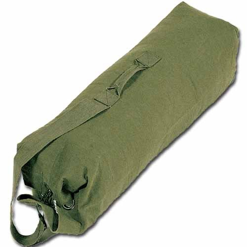 World Famous, Duffle Bag, Olive Drab, 40'' x 24''