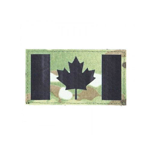 Canadian Flag, Cordura Multi-Cam, Night Vision