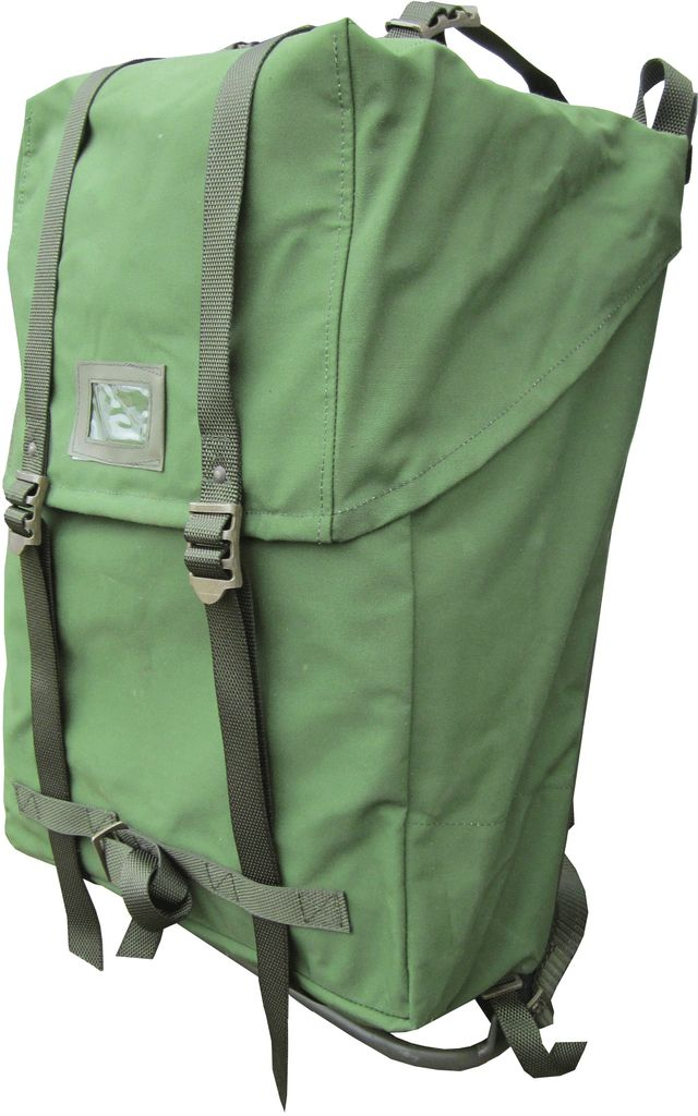 GENUINE SURPLUS Pack, Swedish Army, Geniune Issue, 35L, Olive