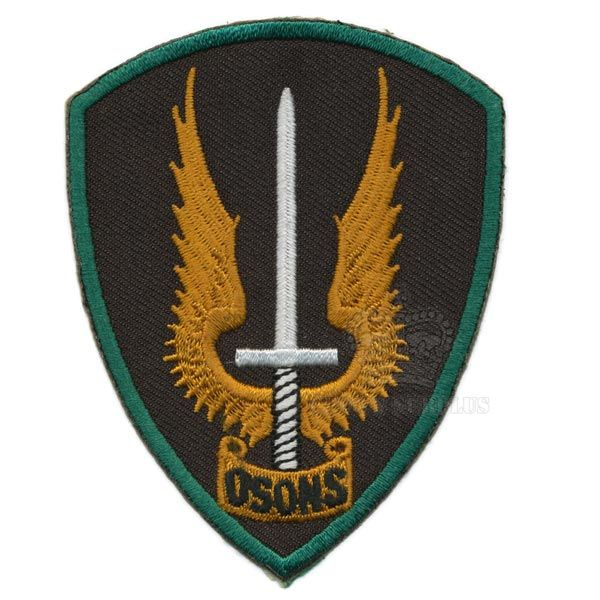 Patch - Special Service Force - ''OSONS'' - Dress Green