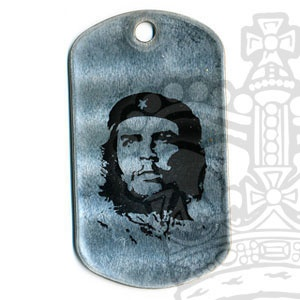 Printed US Type Dog Tag, Che