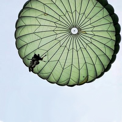 PARACHUTE Parachute, 35 ft. Dia., T10 [35 Panel]