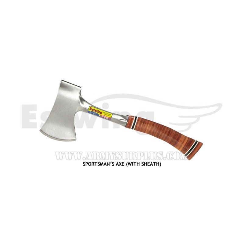 ESTWING World famous Sportsman's Axes