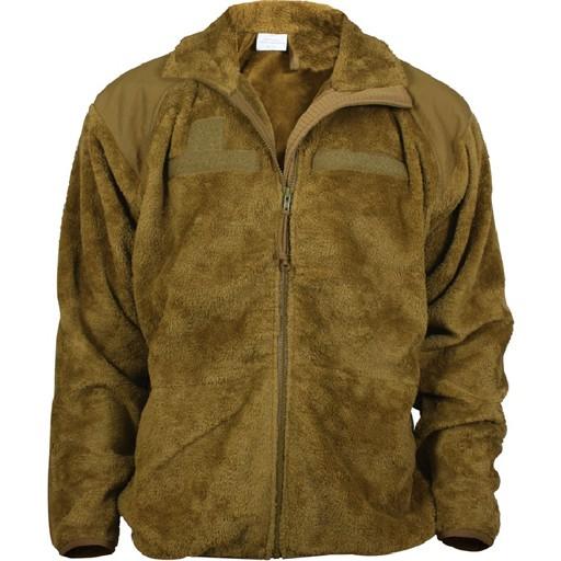 GENUINE SURPLUS Sweater, Fleece, US Issue, Multicam
