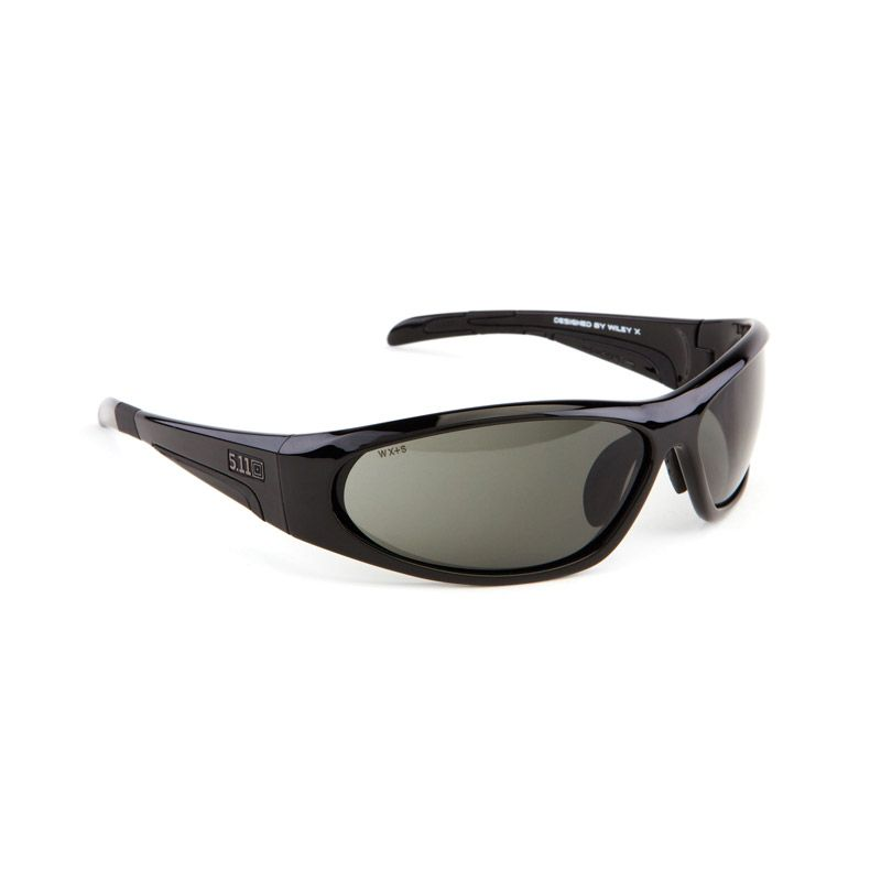 5.11 TACTICAL 5.11 Tactical, Ascend Sunglasses, Smoked Lens