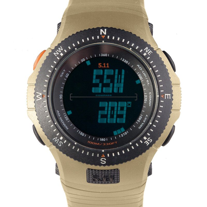 5.11 TACTICAL 5.11 Tactical, Field Ops Watch, Coyote
