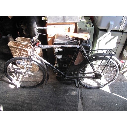 GENUINE SURPLUS Bicycle, Swiss MO-05, Number 80041, 1944 Dated