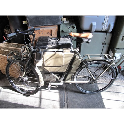 GENUINE SURPLUS Bicycle, Swiss MO-93