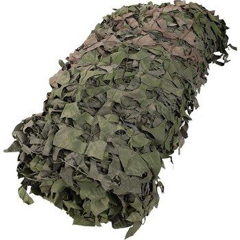 GENUINE SURPLUS Camouflage Netting, Canadian, 11' x 22', Woodland