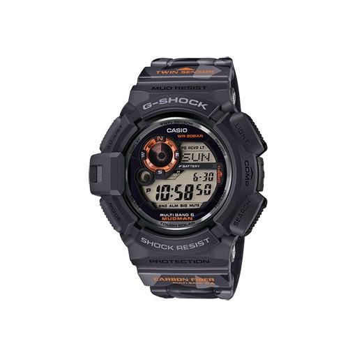 G-Shock G-Shock, GW9300CM-1, MUDMAN, Grey Camo/Orange, Limited