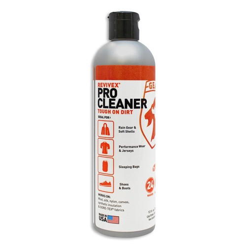 MCNETT Gear Aid, ReviveX Pro Cleaner, 12 oz.